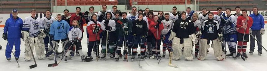 2016 skate with the Generals