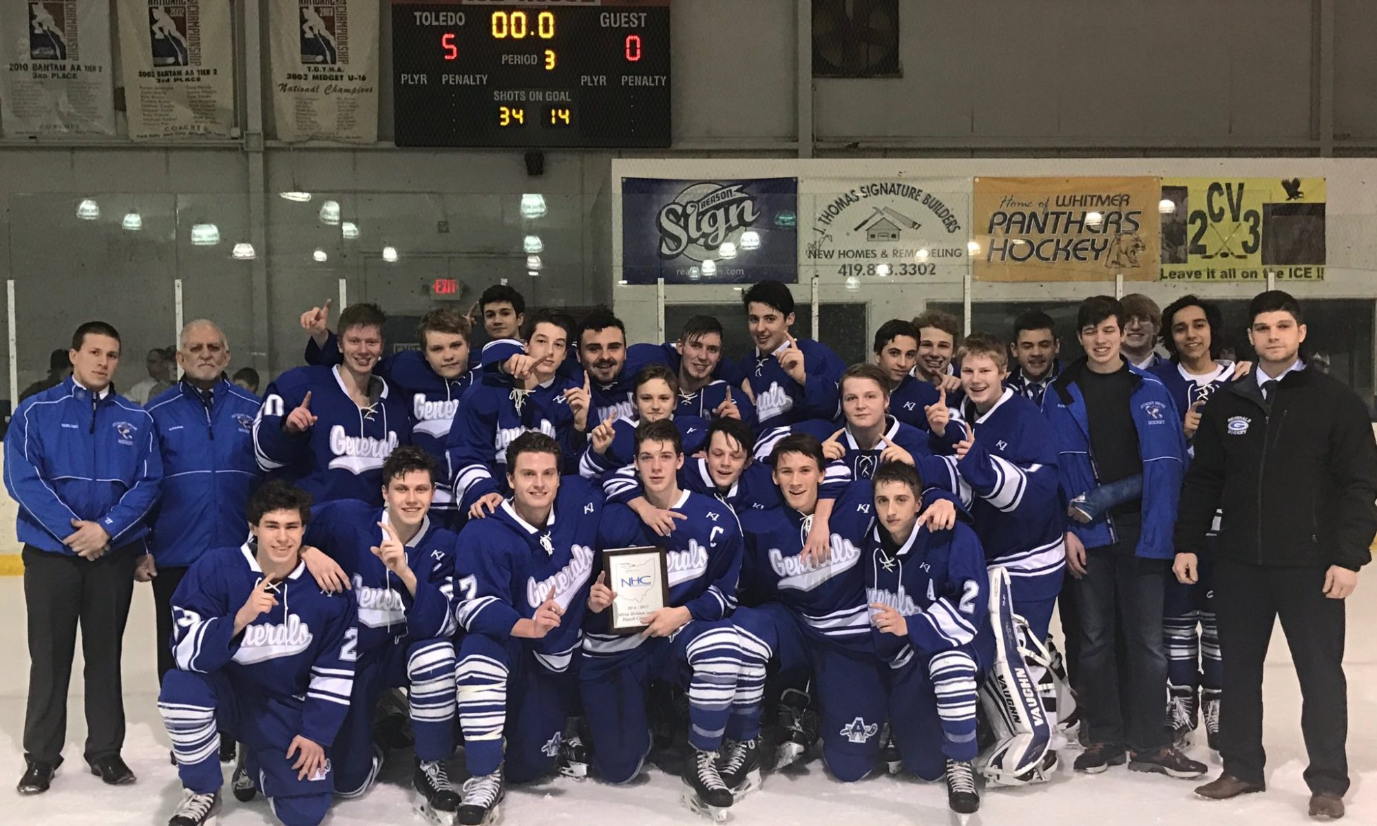 Generals Hockey